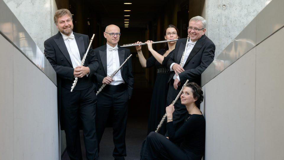My jsme SOČR - flétna