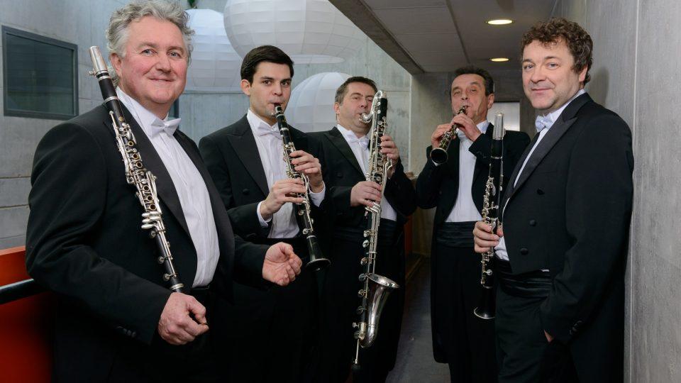 My jsme SOČR - klarinety