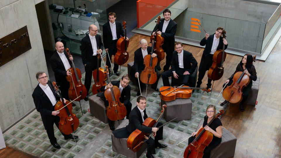 My jsme SOČR - violoncella