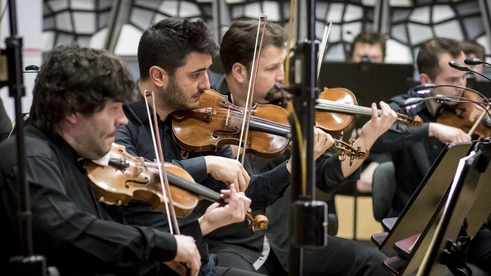 Sólo pro trubku a klarinet, koncert rozhlasových symfoniků 12. dubna 2021