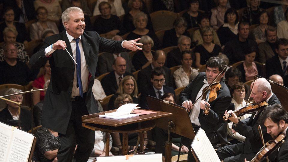 Inaugurační koncert Alexandra Liebreicha, 5. listopadu 2018