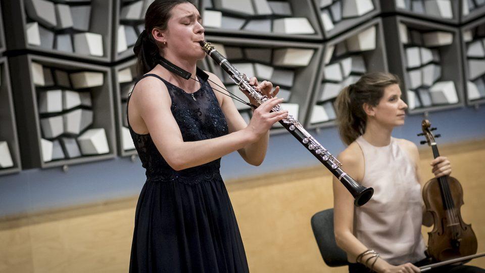 Anna Paulová. Sólo pro trubku a klarinet, koncert rozhlasových symfoniků 12. dubna 2021