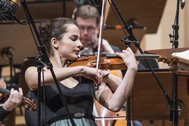 Alina Pogostkina hraje Mendelssohna, 17. prosince 2018